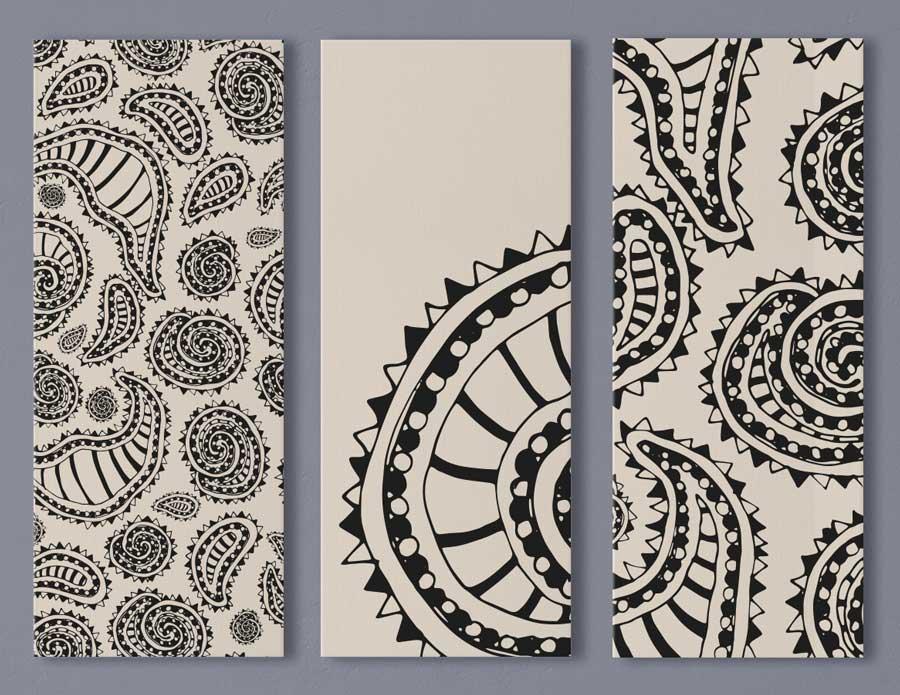 Illustration und Design Hamburg/Muster/