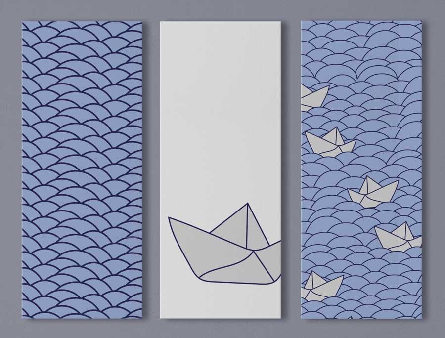Illustration und Design Hamburg/muster/Wellen