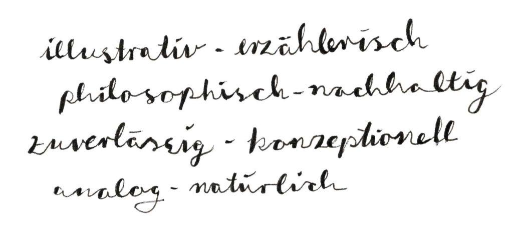Illustration und Design Hamburg/Handlettering/ueber mich